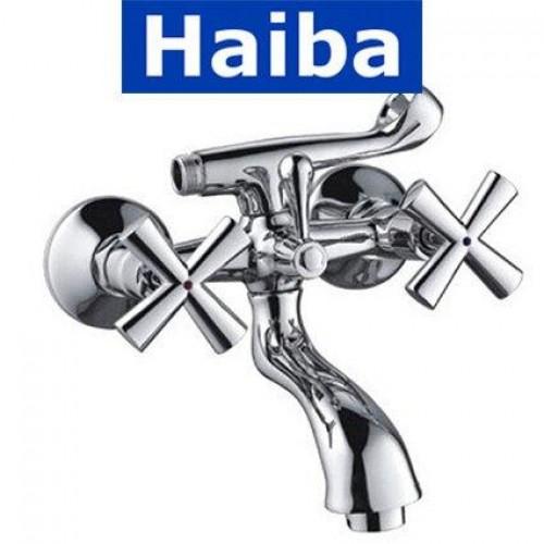 Смеситель для ванны короткий нос HAIBA SENTOSA EURO (Chr-009)      5.00 3