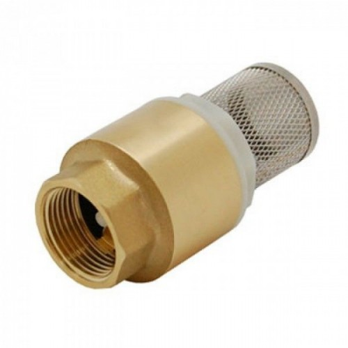 """Клапан PPR- 1"""" для насоса с сеткой"""