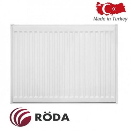 Стальной радиатор Roda 22 VK R тип (500/1600) нижнее подключение