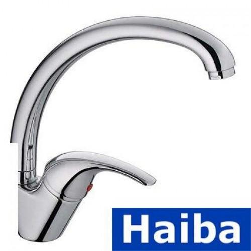 Смеситель для кухни Ухо HAIBA VIOLET (Chr-011)