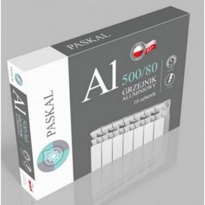 Алюминиевый радиатор Paskal 500/80