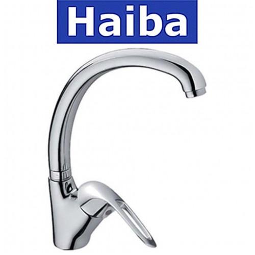 Смеситель для кухни Ухо HAIBA COSMOS (Chr-011)