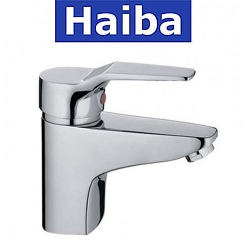 Смеситель для умывальника HAIBA ZEON (Chr-001)