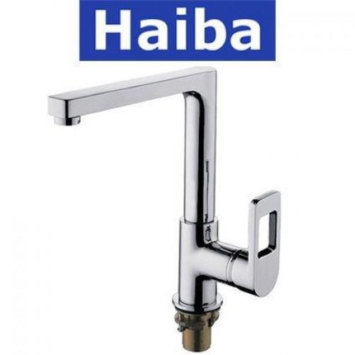 Смеситель для кухни Ухо HAIBA GUDINI (Chr-018)