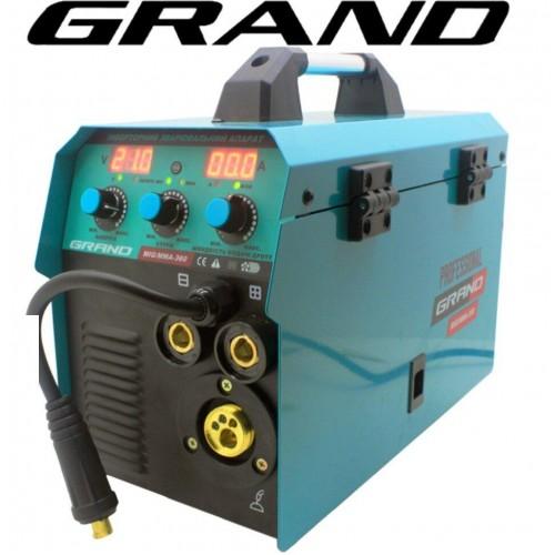 Сварочный Полуавтомат Grand professional  MIG-ММА-360 (дисплей)