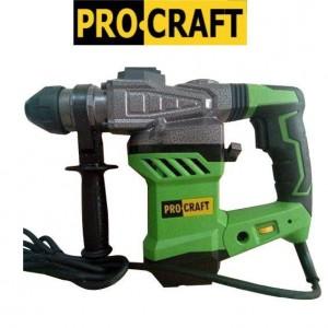 Перфоратор ProCraft BH-2150N бочка