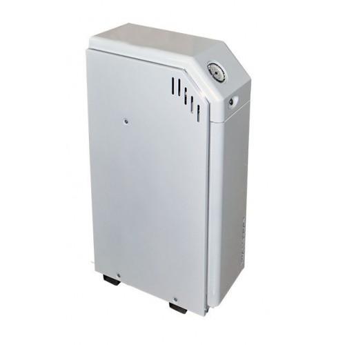 Газовый котел Житомир-3 КС-ГВ-007СН (выход дымохода назад/вверх) 7 кВт. Напольный, дымоходный, двухконтурный