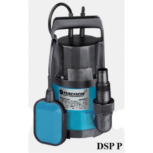 Дренажно-фекальный насос Насосы + DSP-750P Насосы + DSP-750P