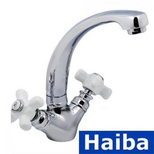 Смеситель для умывальника HAIBA ODYSSEY (Chr-272)