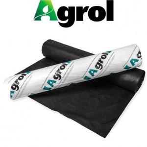 Агроволокно Agrol ширина 3,2м плотность 40 г/м2, 10м Черный
