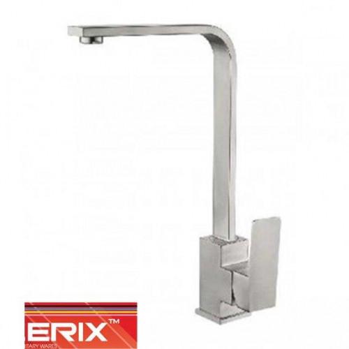 Смеситель для кухни Ухо на гайке Zerix LR74033 (нержавейка)