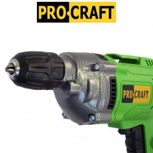 Дрель безударная  ProCraft PS-800 PRO
