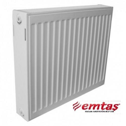 Стальной радиатор Emtas тип 22 (500/600) Турция
