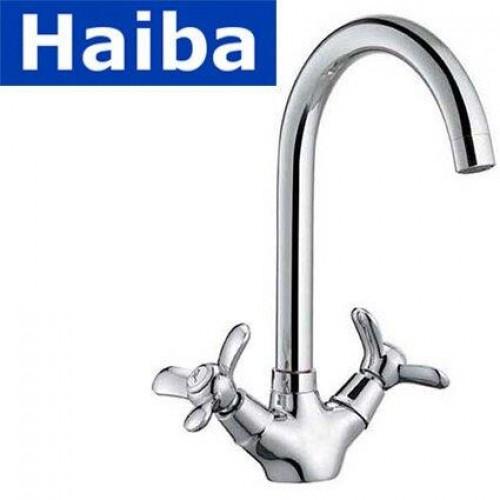 Смеситель для кухни HAIBA VILTA (Chr-275)
