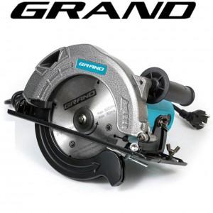 Пила дисковая (циркулярная) Grand ПД-185-2150