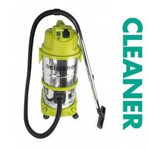 Пылесос промышленный Cleaner VC-1600 (2 двигателя, бак 38 литров)