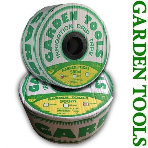 Лента для капельного полива Garden Tools 20 (1000м)