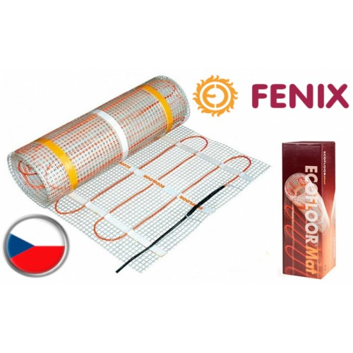 Нагревательный мат Fenix LDTS 260 Вт/м. кв. для укладки под плитку в плиточный клей 1.60 кв.м