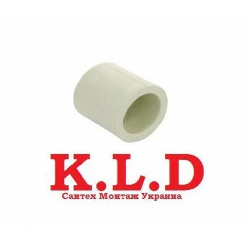 Полипропиленовая муфта K.L.D. Ø40