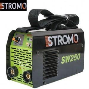 Инверторный сварочный аппарат STROMO SW-250 с дисплеем