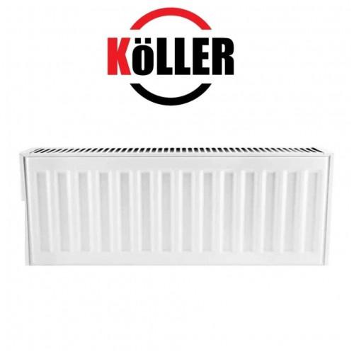 Стальной радиатор Köller 22 300*1400 Турция (боковое подключение)