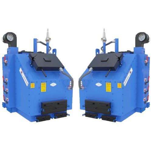 Твердотопливный котел длительного горения Идмар KW-GSN 400 кВт