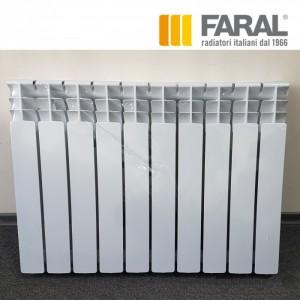 Алюминиевый радиатор Faral 500/80