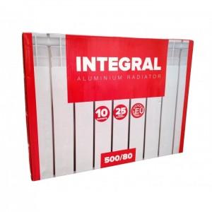 Алюминиевый радиатор Integral 500/80
