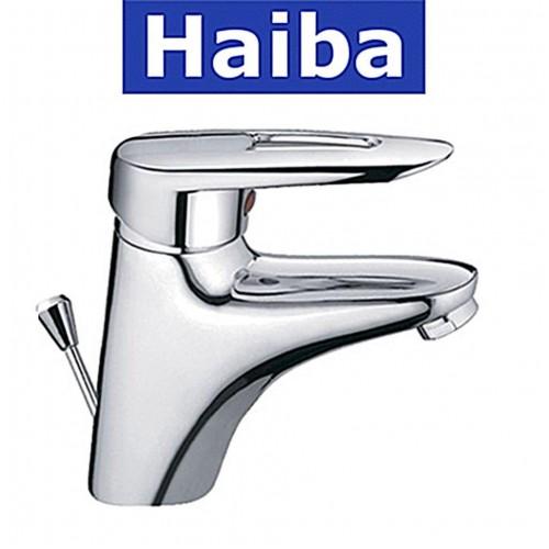 Смеситель для умывальника HAIBA DISK (Chr-001)
