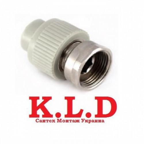 Муфта с накидной гайкой K.L.D. (МНГ) 32х1