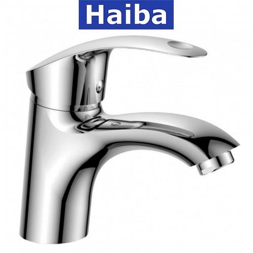 Смеситель для умывальника HAIBA Fabio (Chr-001)