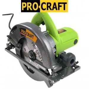 Пила дисковая (циркулярная) ProCraft KR-2000/185