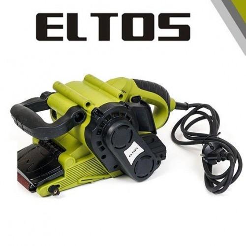 Ленточная шлифовальная машина Eltos ЛШМ-1010
