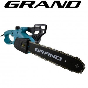 Пила цепная электрическая Grand ПЦ-2100 (сучкорез)
