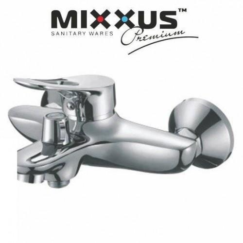Смеситель для ванны короткий нос MIXXUS Arizona Euro (Chr-009), Польша