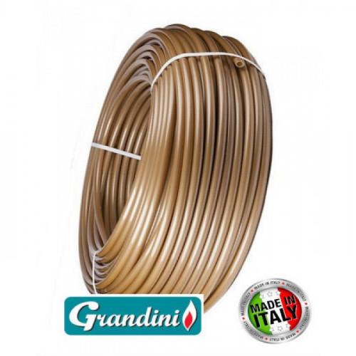 Труба для теплого пола grandini pex-a 16х2 мм
