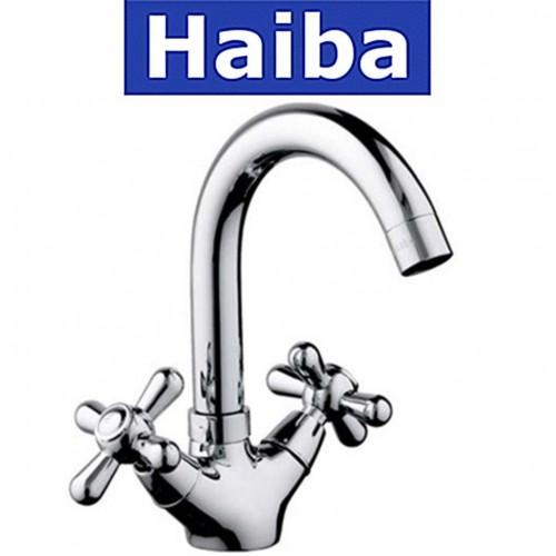 Смеситель для умывальника HAIBA DOMINOX (Chr-274)