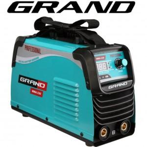 Сварочный инвертор Grand ММА-330 PROFFESSIONAL (дисплей)