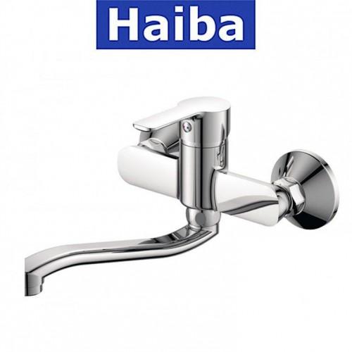 Смеситель для кухни от стены HAIBA MARCO (Chr-005)