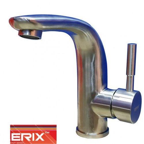 Смеситель для умывальника Zerix LR71205(нержавейка)