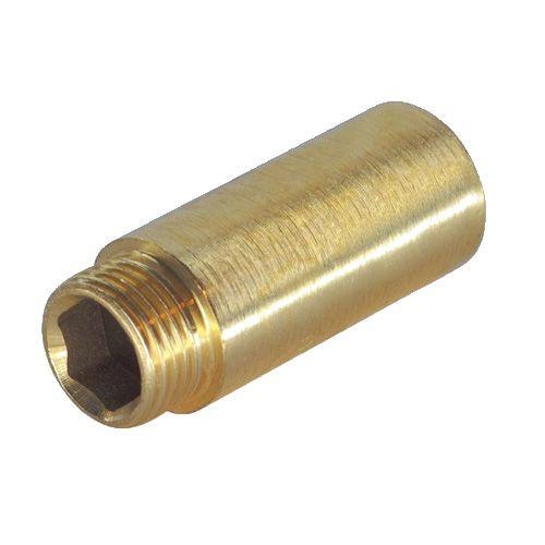 Удлинитель 80 мм латунный