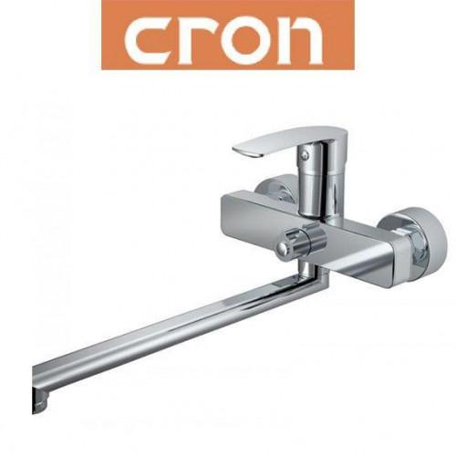 Смеситель для ванны короткий нос Cron Vega (Chr-009)