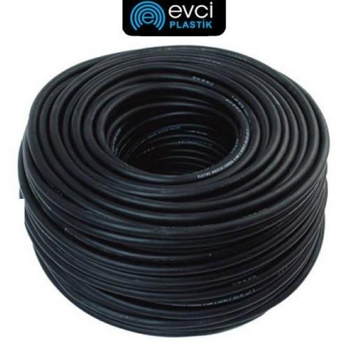 Многолетняя капельная трубка для капельного полива 16мм интервал 25см EVCI (400м)