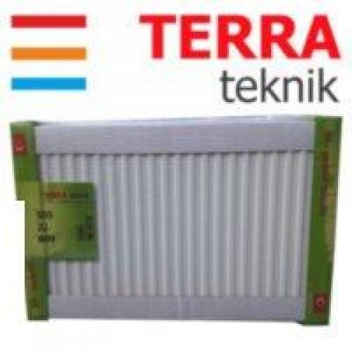 Радиатор стальной TERRA teknik т22 500*2000 VK (нижнее подключение)