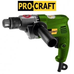 Дрель безударная  ProCraft PS-1150P (низкооборотистая)