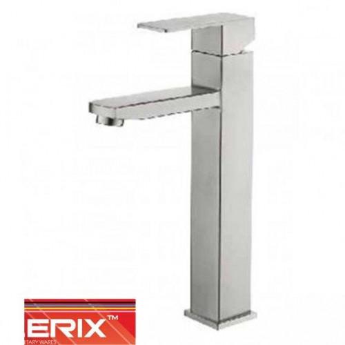 Смеситель для умывальника Zerix LR71133 высокий (нержавейка)