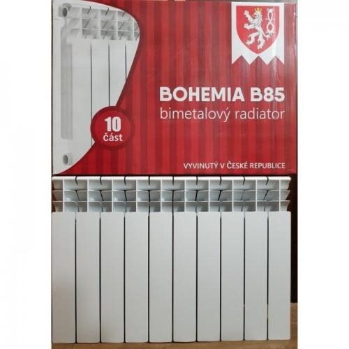 Биметаллический радиатор отопления Bohemia 500/85