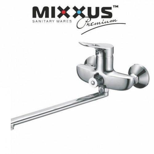 Смеситель для ванны длинный нос MIXXUS Arizona EURO (Chr-006), Польша