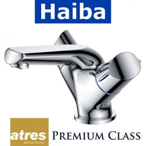 Смеситель для умывальника HAIBA LATRES LOREZO (Chr-001)