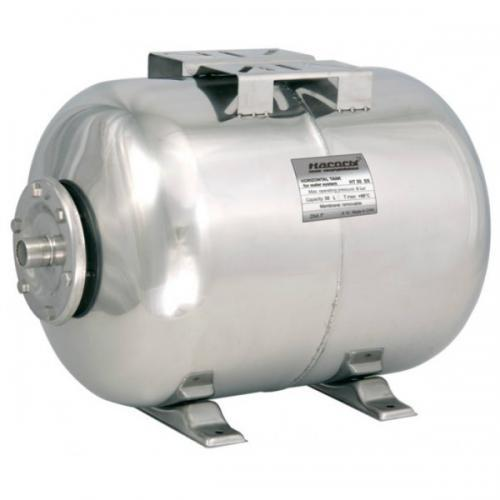 Гидроаккумулятор Насосы + TANK HT 24 SS нерж. сталь